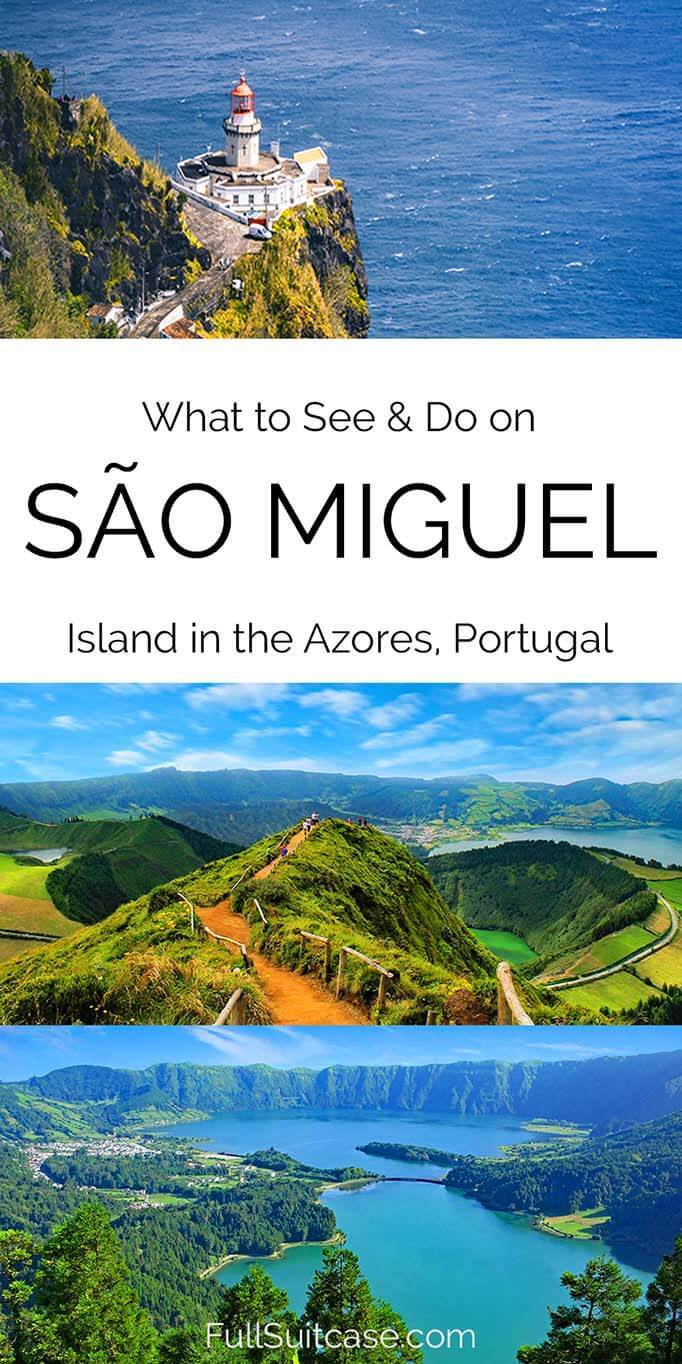 What to see and do in Sao Miguel, Azores