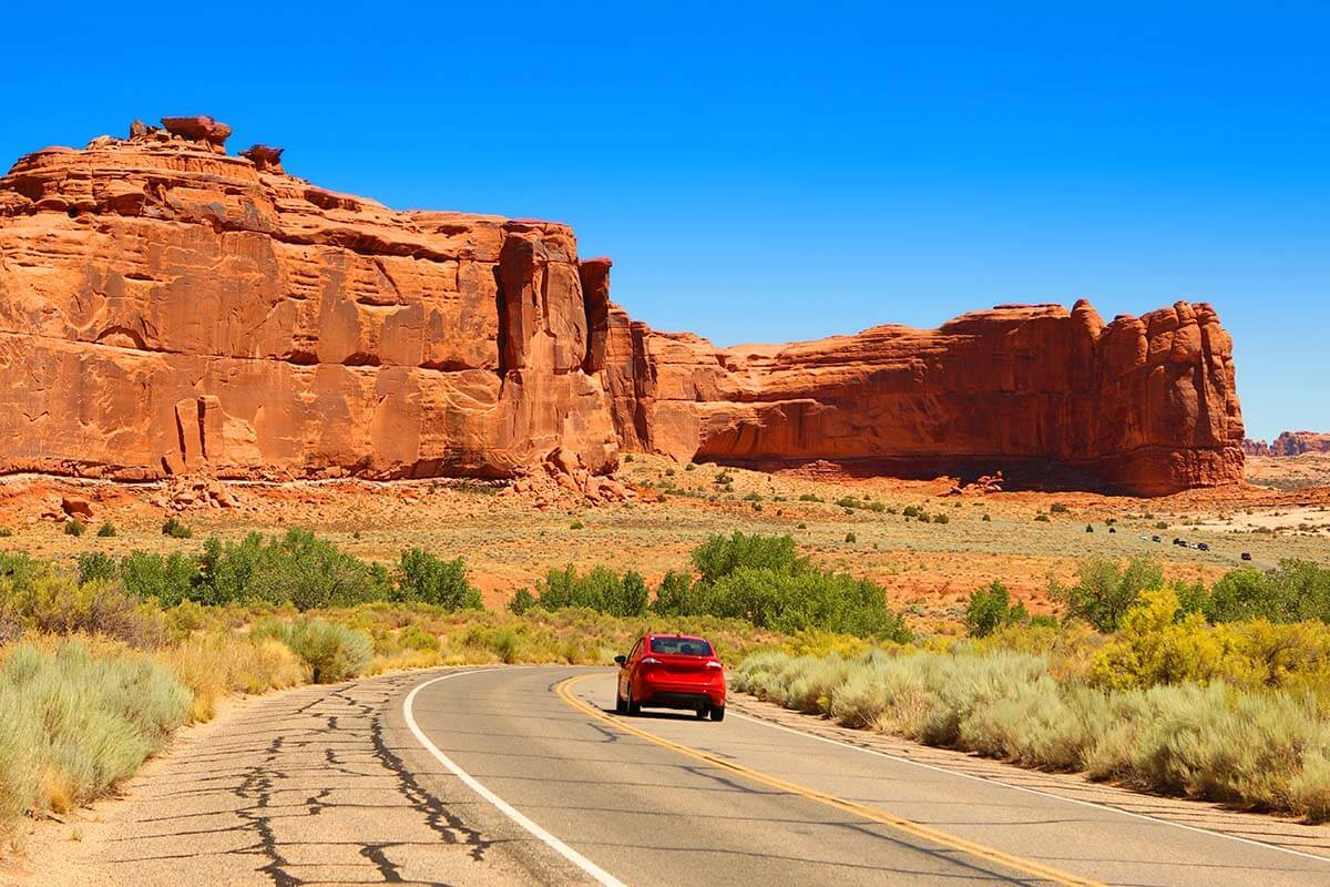 How to Visit Arches and Canyonlands in One Day (Itinerary & Map)