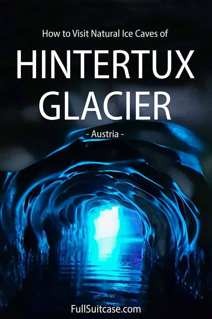 Complete guide to visiting Hintertux Glacier in Austria