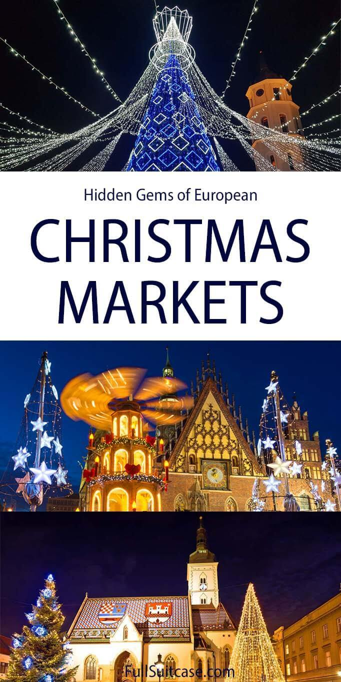 European Christmas markets hidden gems