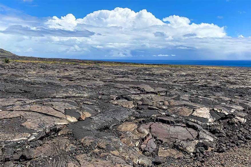 Hawaii Volcanoes National Park in February