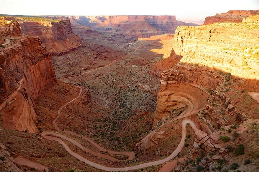 Shafer Trail Viewpoint