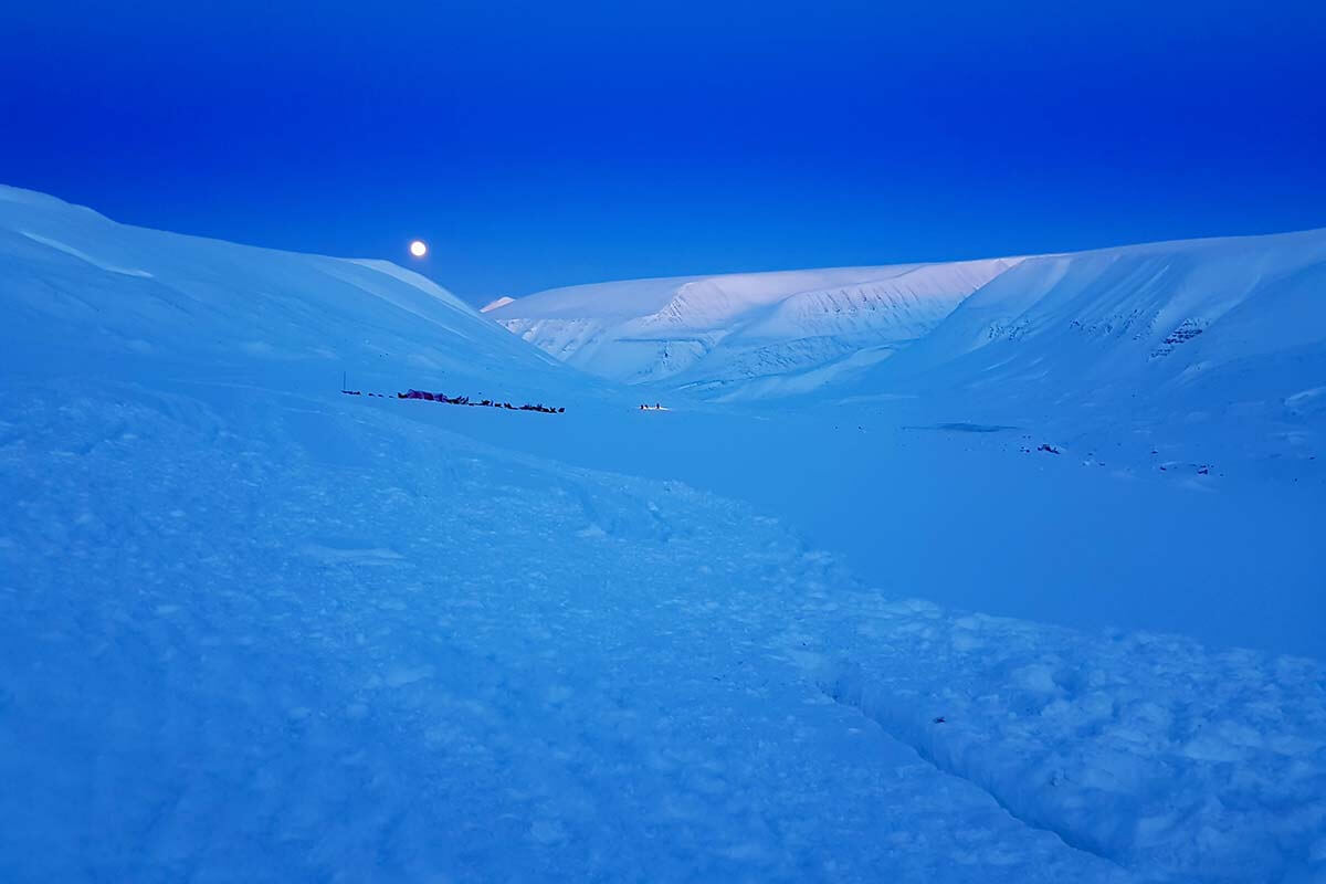 Svalbard in February – What to Expect