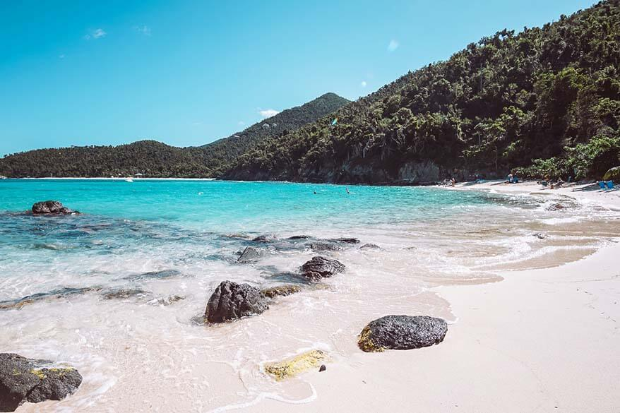 Virgin Islands in January