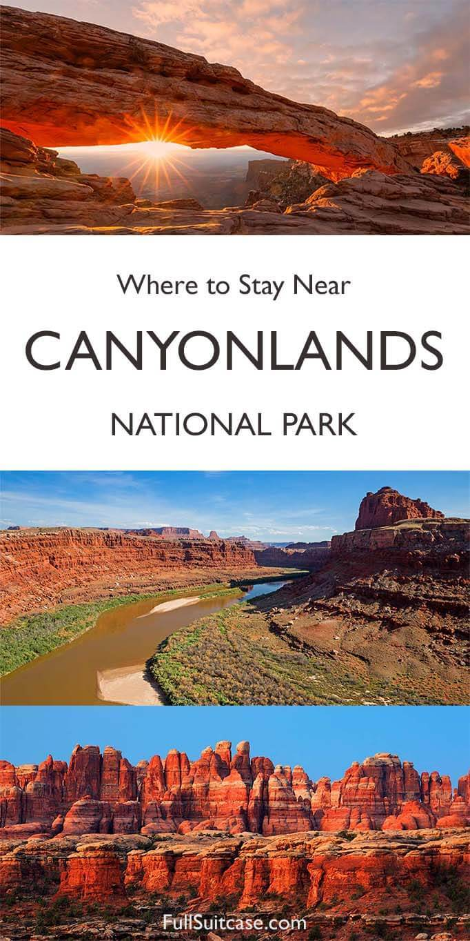 Best lodging and hotels near Canyonlands National Park
