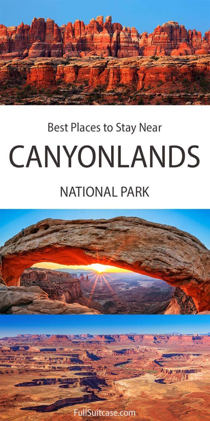 Best places to stay near Canyonlands National Park