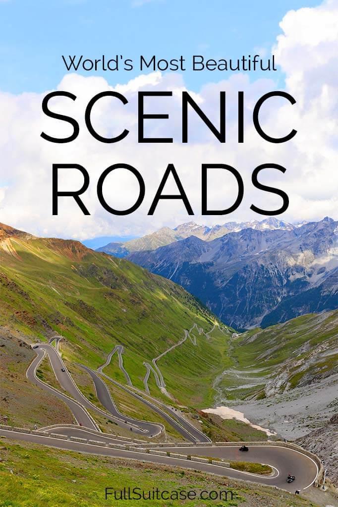 Best roads in the world