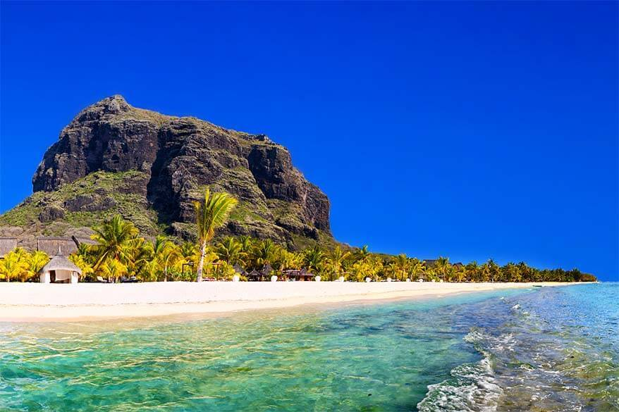Favorite places worldwide - Mauritius