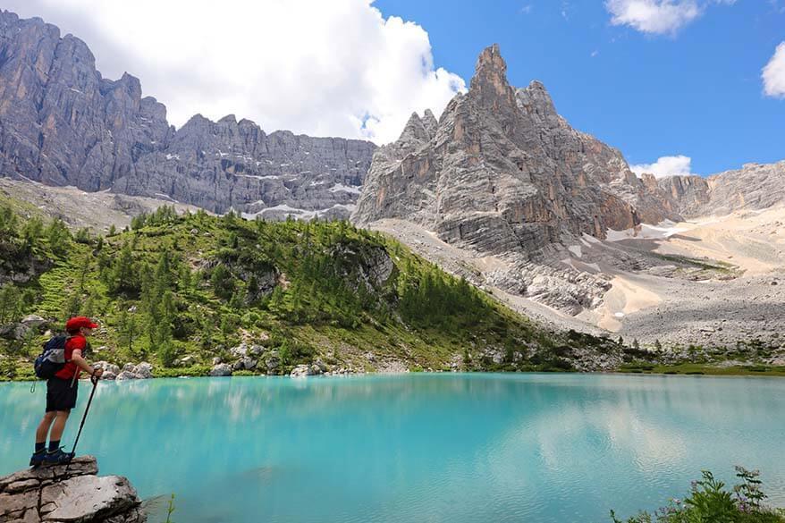 Italian Dolomites in July