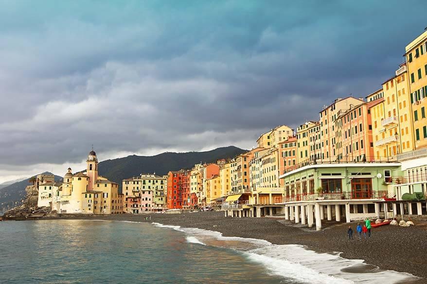 Italian Riviera in November