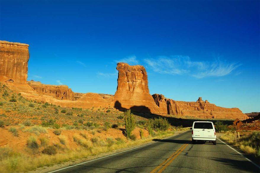 Moab itinerary