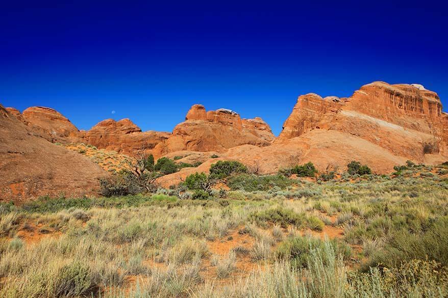 Moab road trip itinerary
