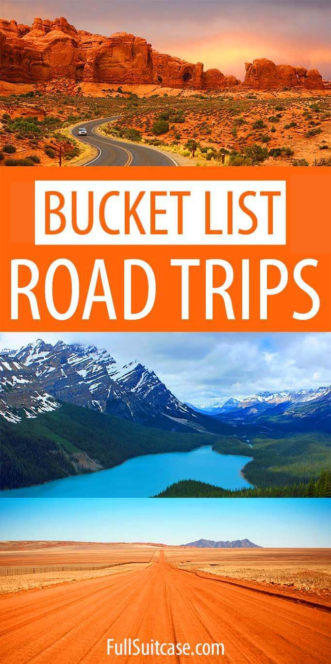 Most scenic roads and beautiful road trips in the world
