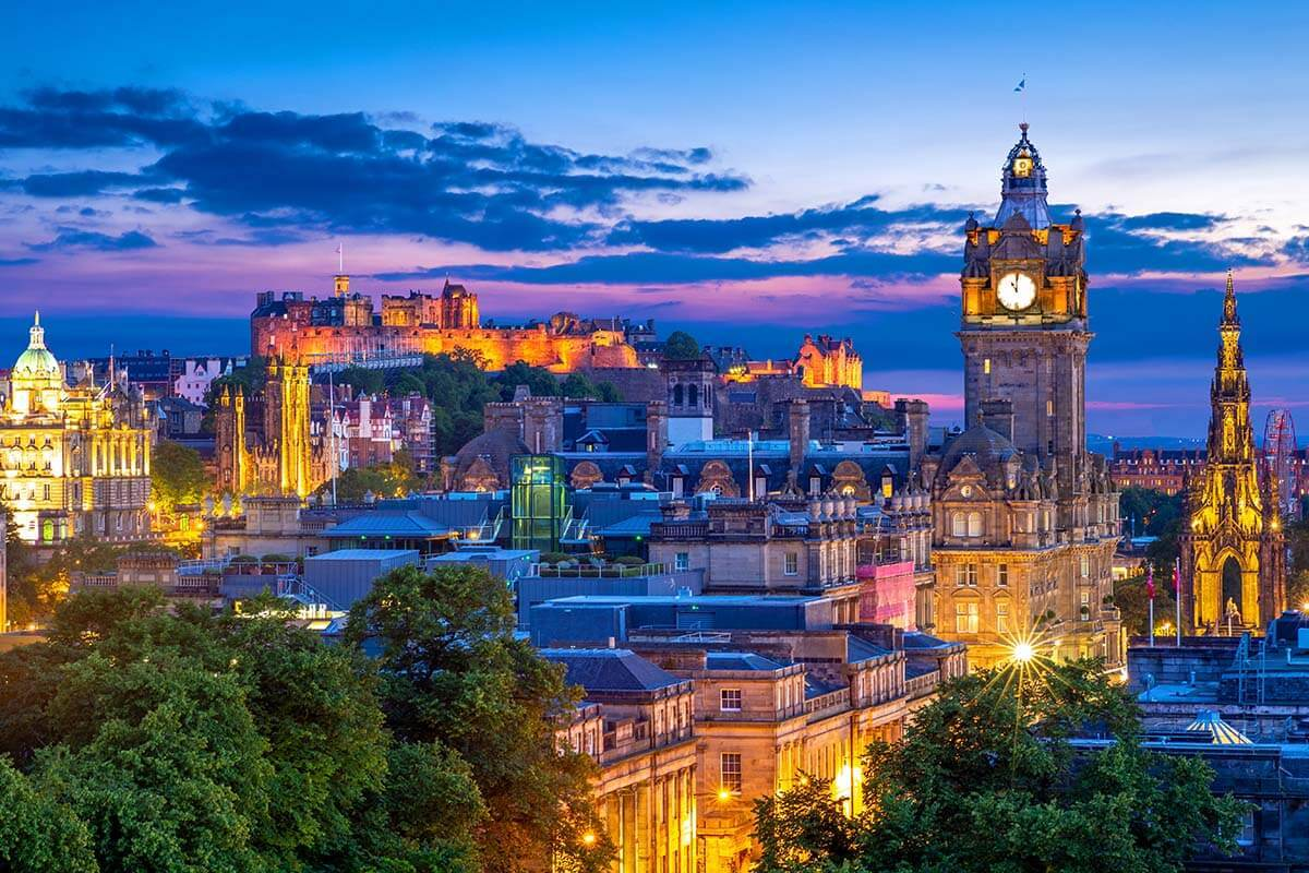 One Day in Edinburgh: Things to Do, Map & Itinerary