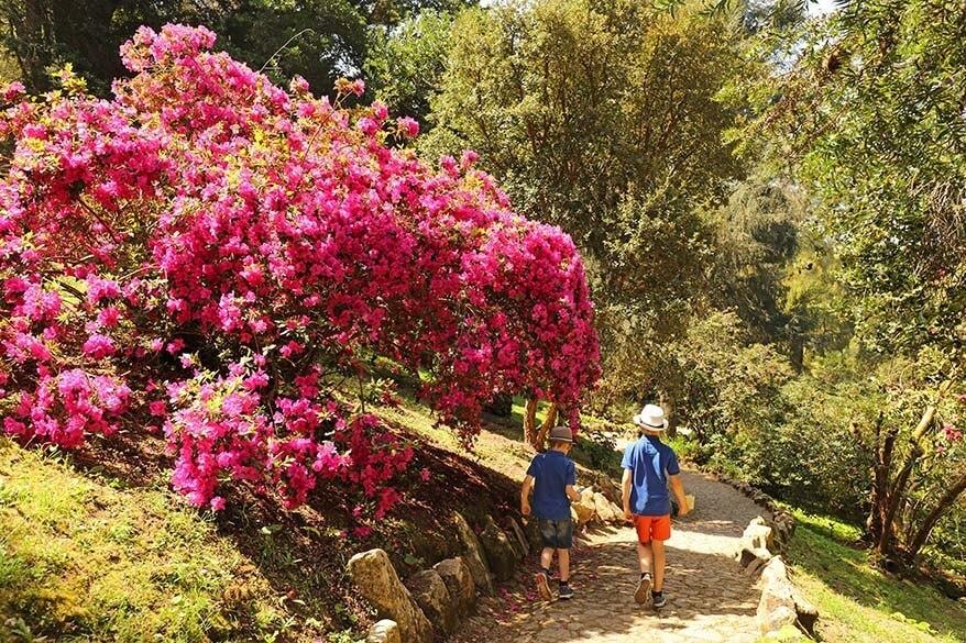 Portugal in April