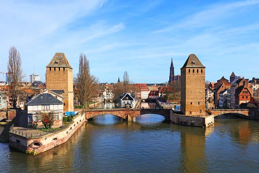 Strasbourg in February