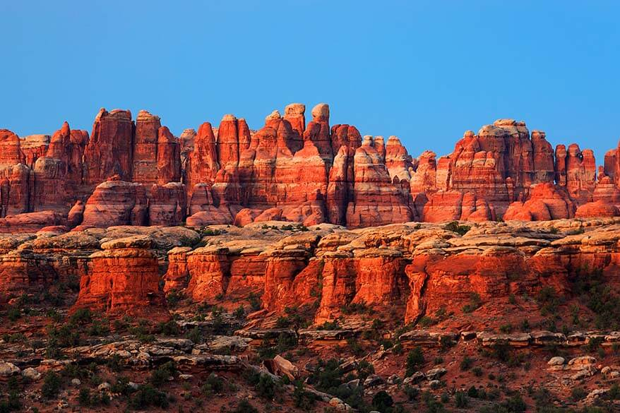 The Needles Canyonlands National Park