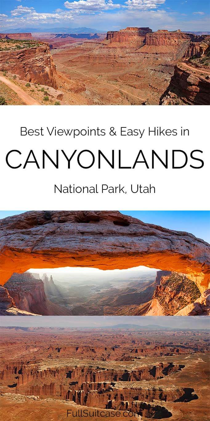 Things to do in Canyonlands National Park