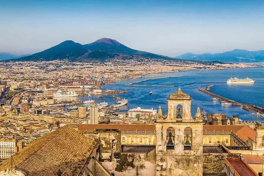 Best Italian towns - Naples