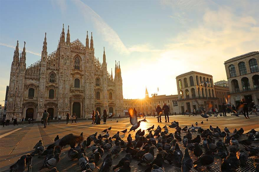 Best cities in Italy - Milan