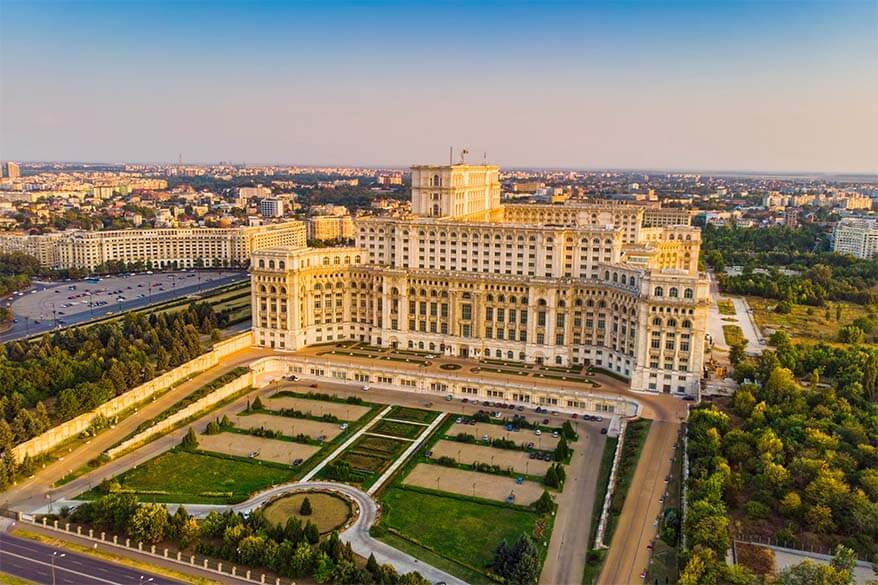 Best cities in Romania - Bucharest