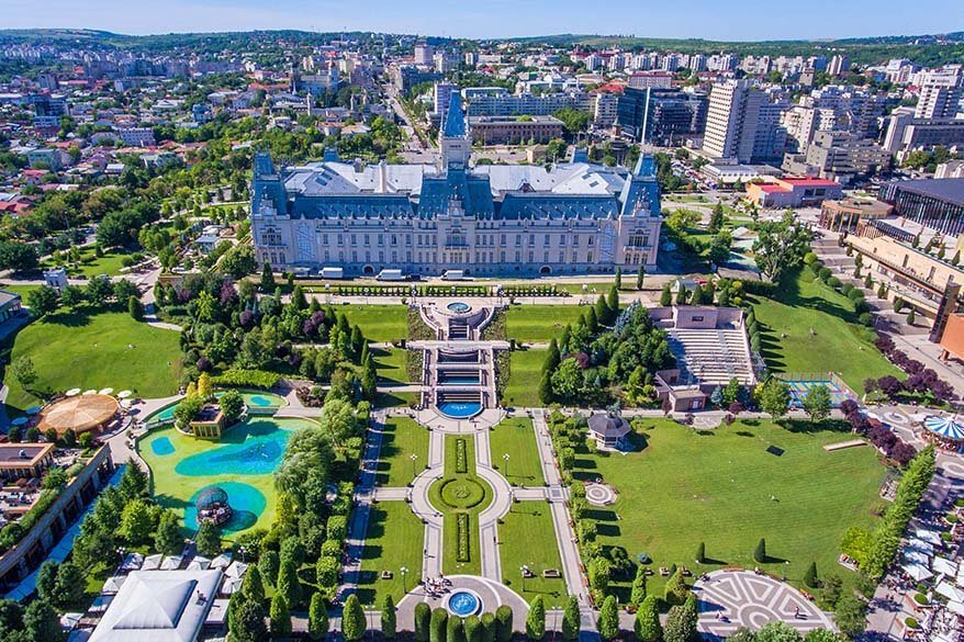 Best cities in Romania - Iasi