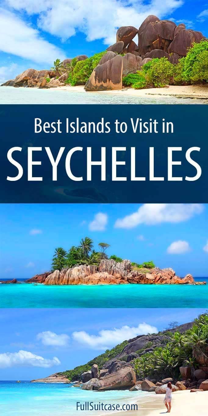 Best islands in Seychelles