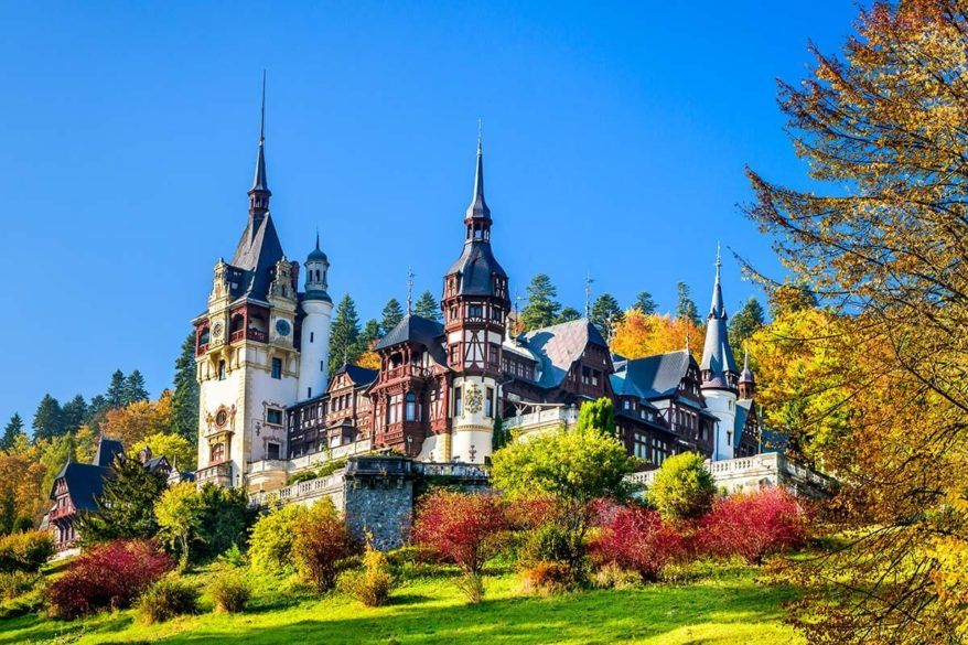 Best towns and cities in Romania