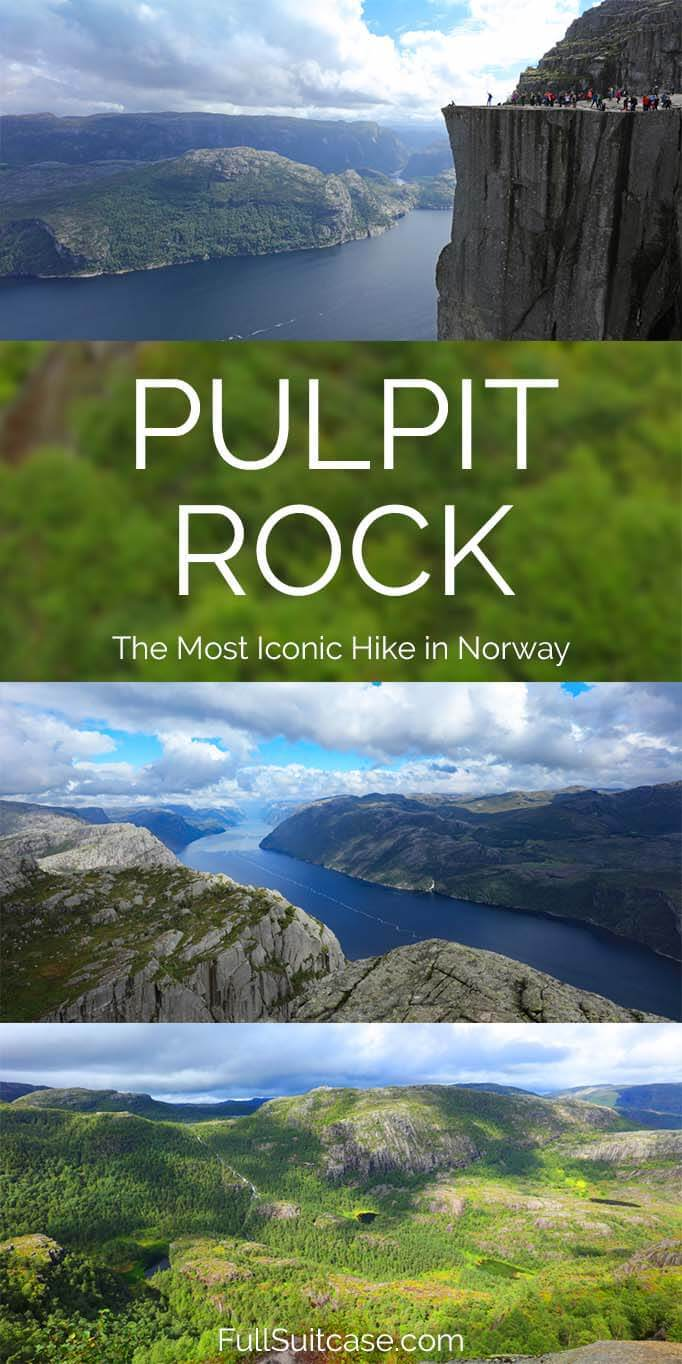 Complete guide to the Pulpit Rock hike in Norway