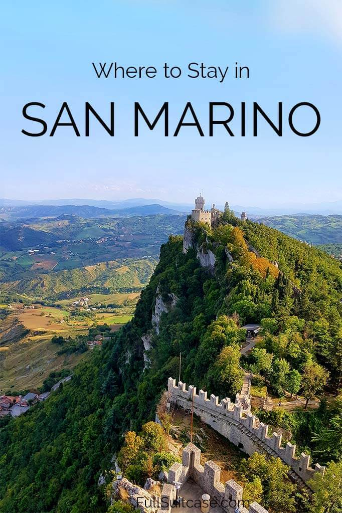 Complete guide to the best hotels in San Marino