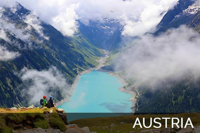 Destination Austria