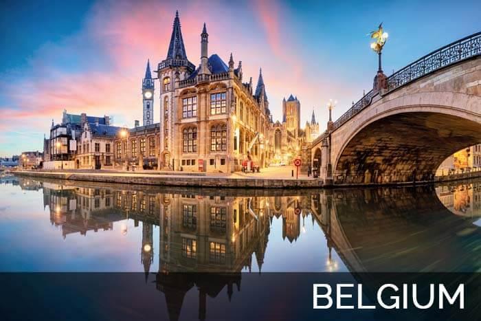 Destination Belgium