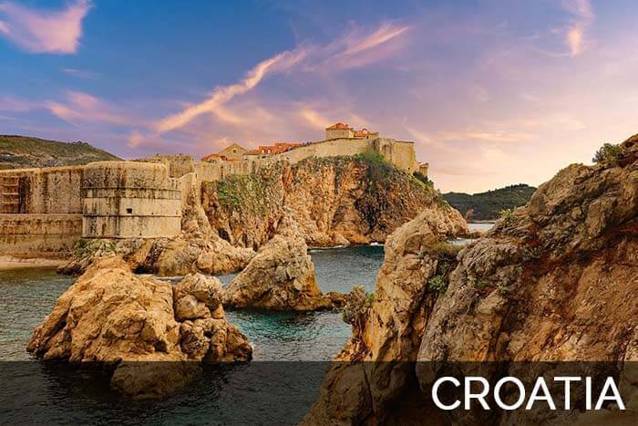 Destination Croatia