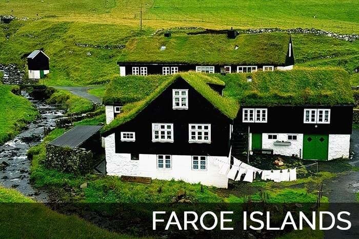 Destination Faroe Islands
