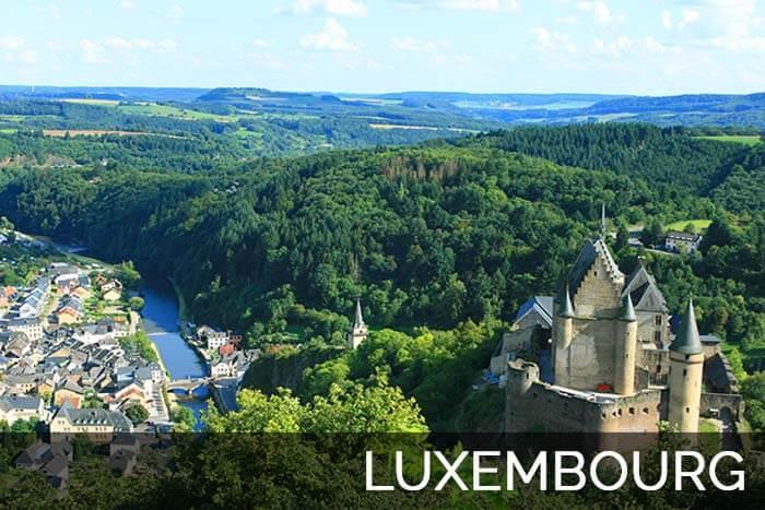 Destination Luxembourg