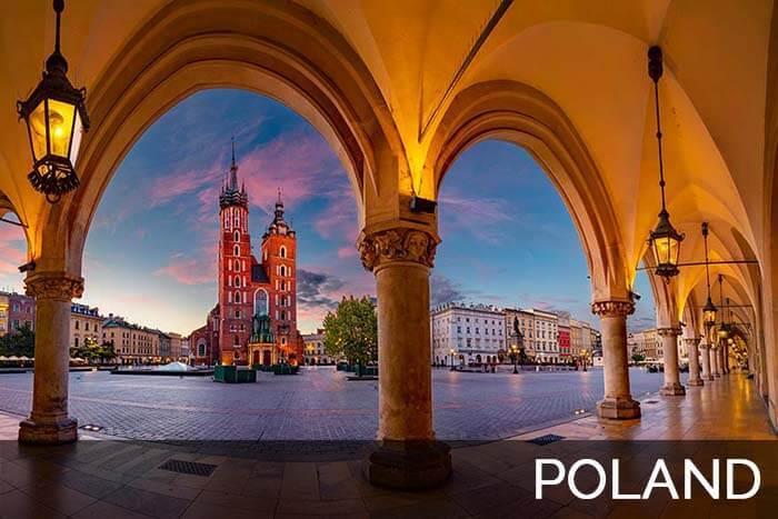 Destination Poland