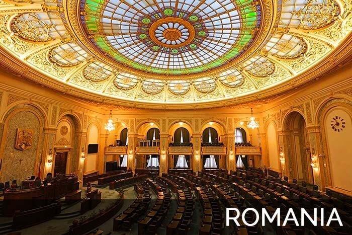 Destination Romania