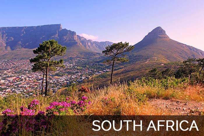 Destination South Africa