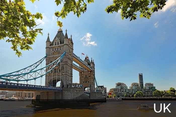 Destination UK