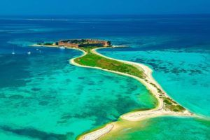 Dry Tortugas in March