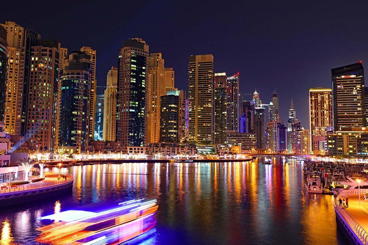 Dubai facts and trivia