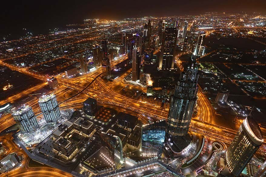Facts about Dubai and United Arab Emirates