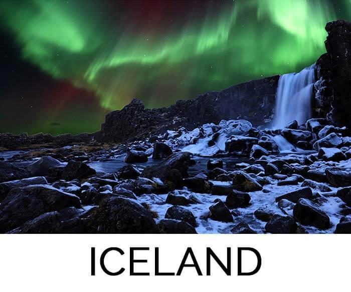 Favorite destination Iceland
