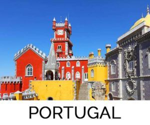 Favorite destination Portugal
