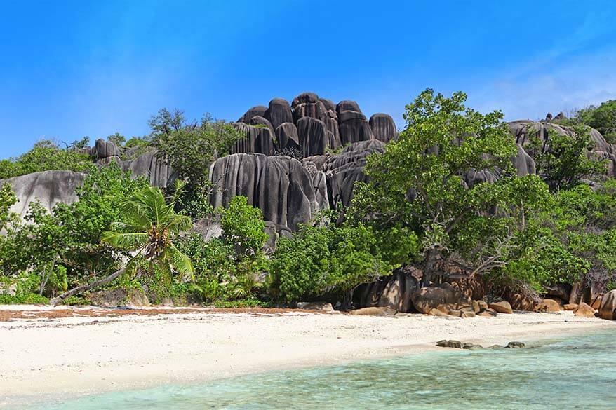 Grande Soeur (Big Sister) island Seychelles