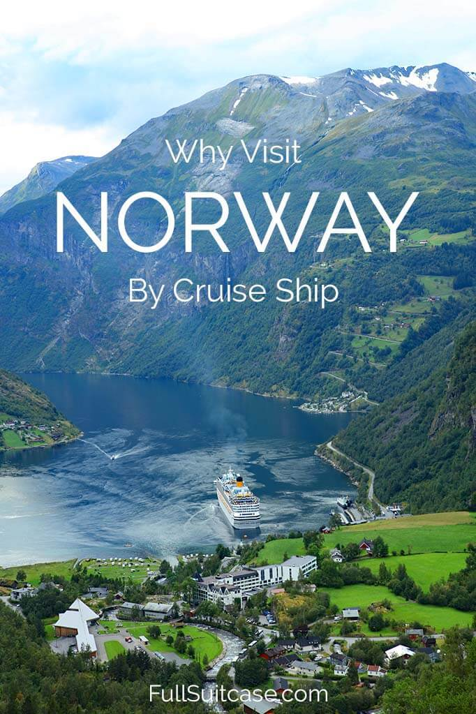 Great reasons to book a cruise in Norway
