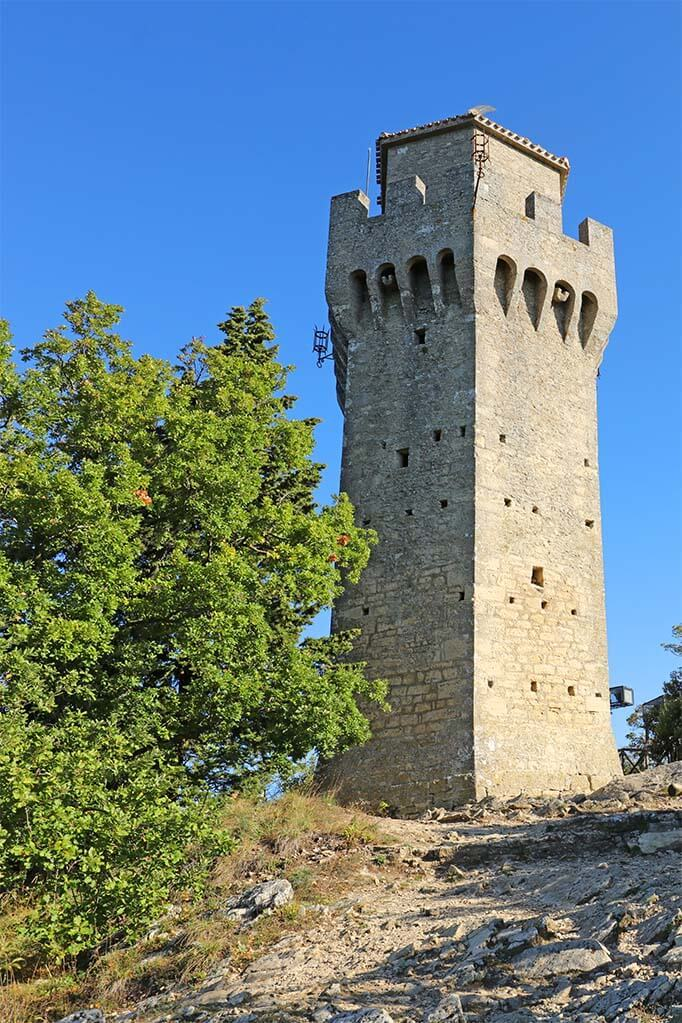 Montale Tower San Marino