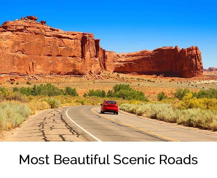 Most beautiful roads