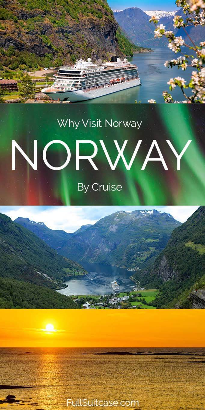 Planning a cruise in Norway