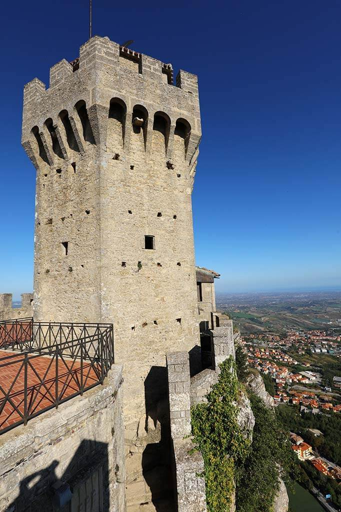Second Tower of San Marino